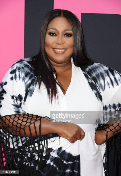 Loni Love attends the premiere of 'Girls Trip' at Regal LA Live Stadium 14 on July 13 2017 in Los Angeles California