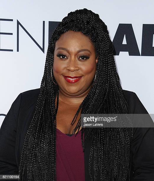 Loni Love attends the premiere of 'Mother's Day' at TCL Chinese Theatre IMAX on April 13 2016 in Hollywood California