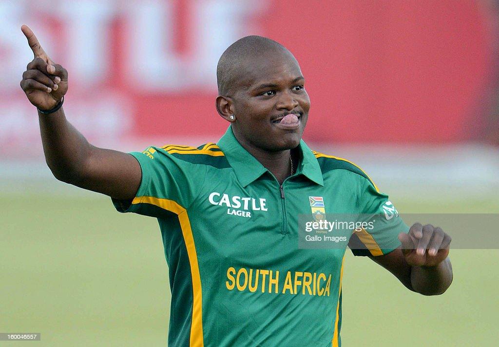 South Africa v New Zealand - 3rd ODI