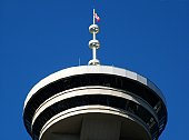 Look out tower, Harbour Centre, Vanacouver Canada.