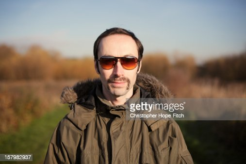 Looking a bit 70's : Stock Photo