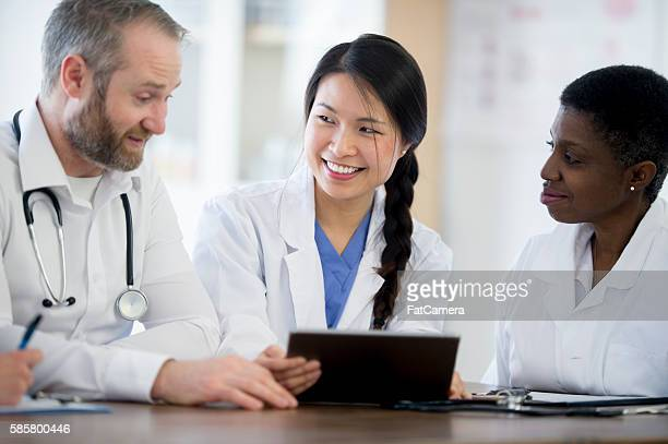 Looking at Medical Reports