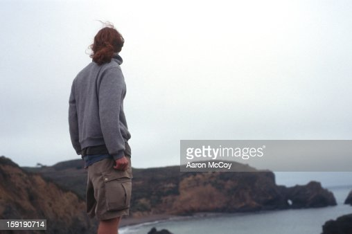 Looking away : Stock Photo