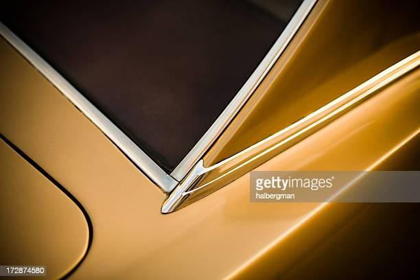 Looking Down At Car