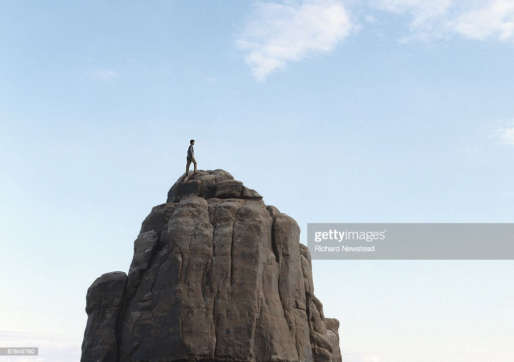 Looking for a View : Stock Photo