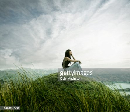 Looking For Love : Stock Photo