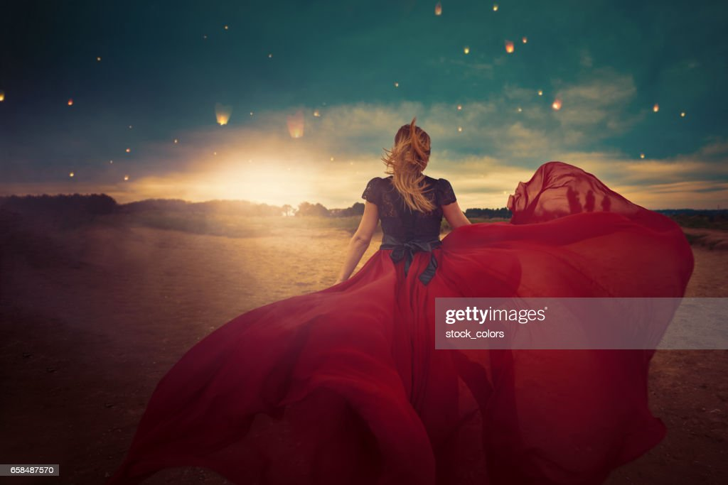 looking for the sunshine : Stock Photo