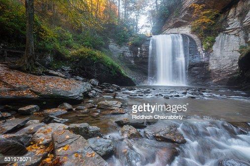 Looking Glass Waterfall