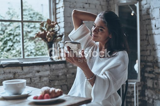 Looking great. : Stock Photo