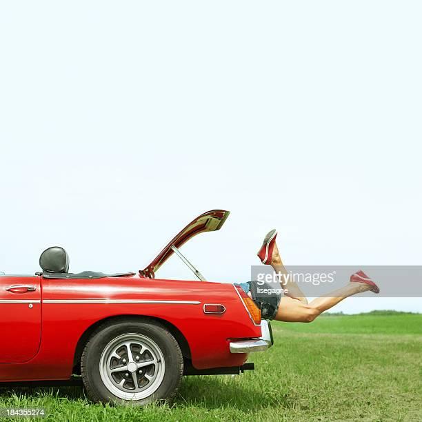 にお車のトランク