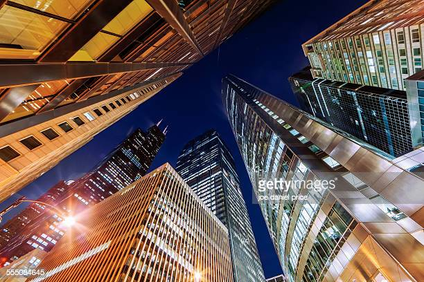 Looking up, Chicago, Illinois