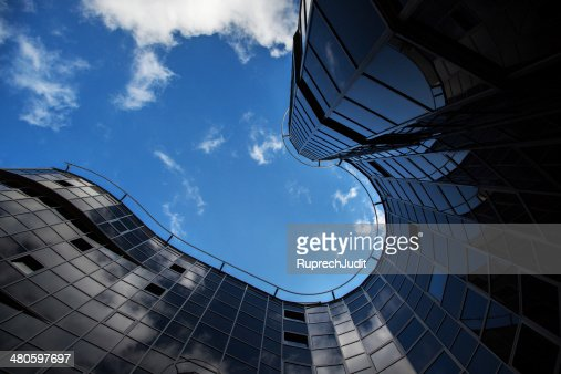 Looking up : Stock Photo