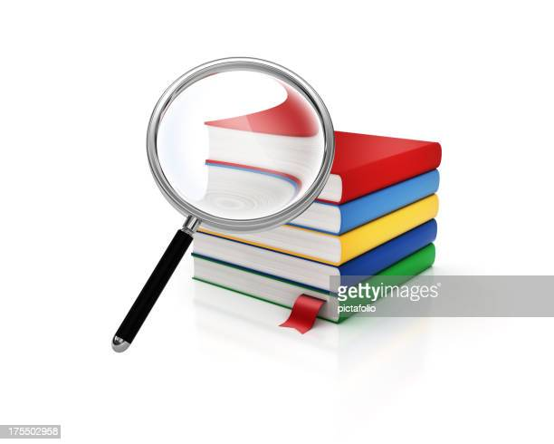 lookup and search in book library
