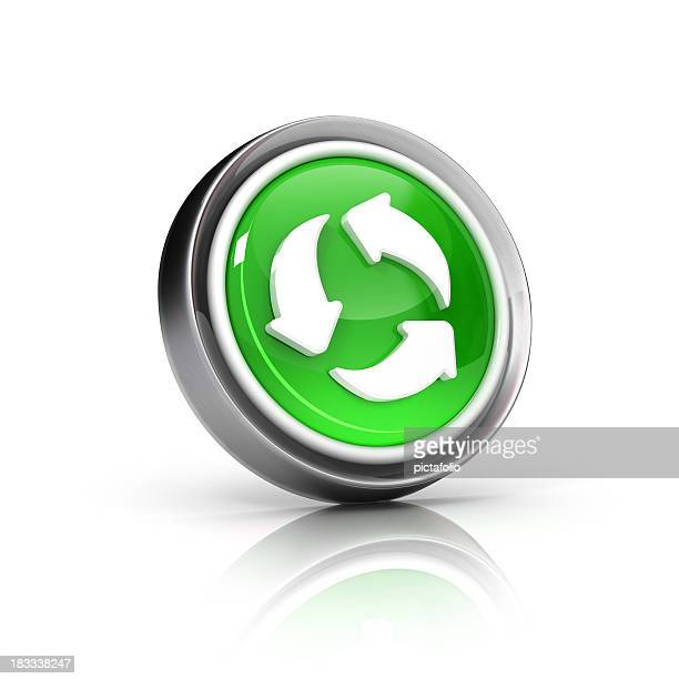 Loop oder Recycling-Symbol