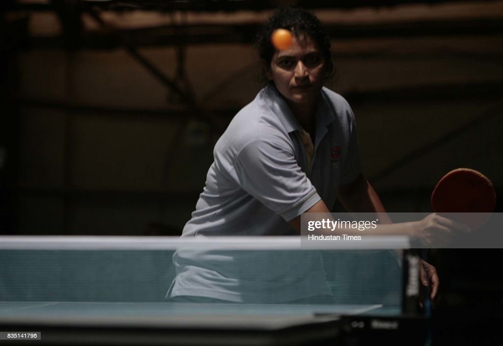 B. Lopes plays inner club & inner office Table Tennis competition at Santacurz Gymkhana on Friday.