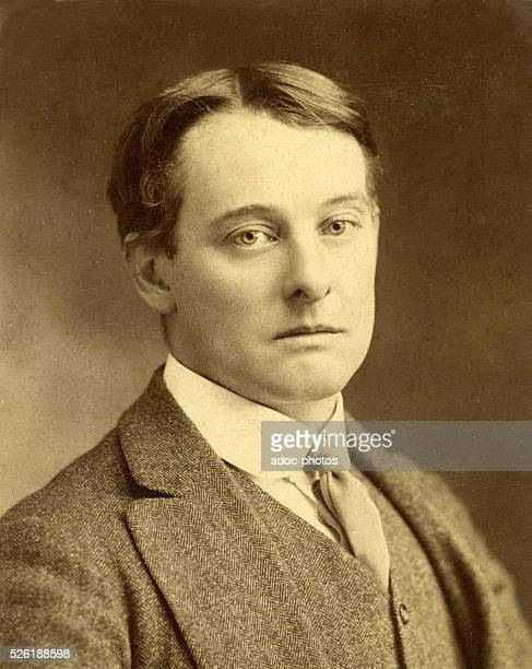Lord Alfred Bruce Douglas English poet who is best remembered for being the lover of the writer Oscar Wilde Ca 1900