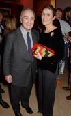 Lord and Lady Palumbo attend a private view of Bailey's Stardust a exhibition of images by David Bailey supported by Hugo Boss at the National...