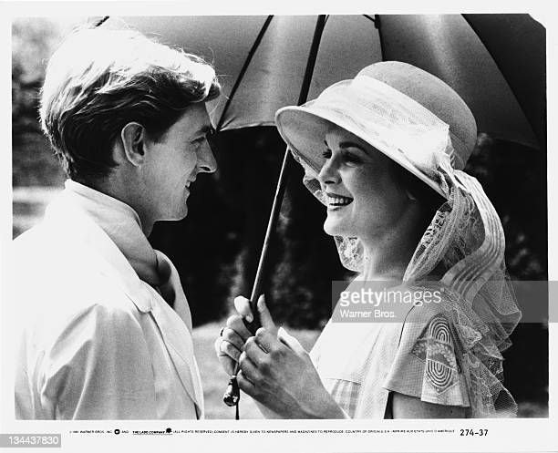 Lord Andrew Lindsay and Sybil Gordon in a scene from 'Chariots Of Fire' directed by Hugh Hudson 1981