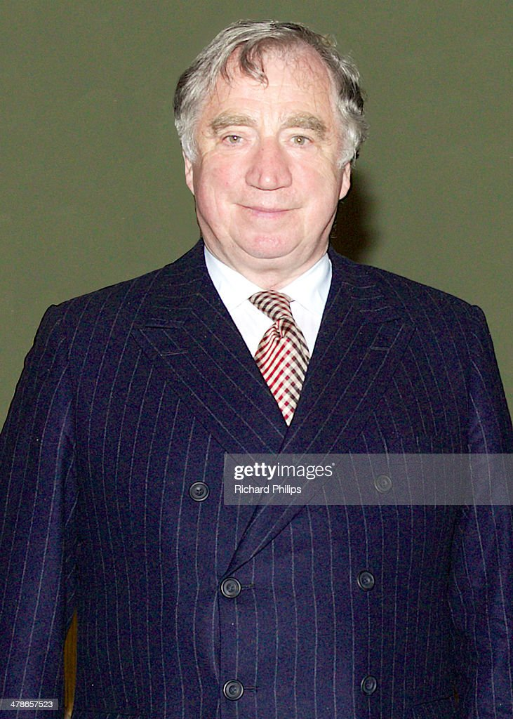 This background of this image has been retouched) Lord Ballyedmond poses for a photograph on May, 2013 in London, England. Conservative peer Lord Ballyedmond, one of the richest men in Ireland, died when his helicopter crashed in a field on March 14, 2014 near Beccles in Norfolk.