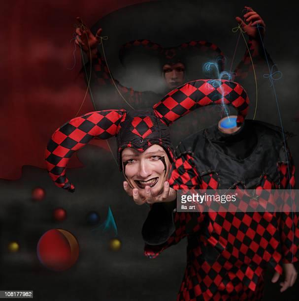 Lord clown: Illusion