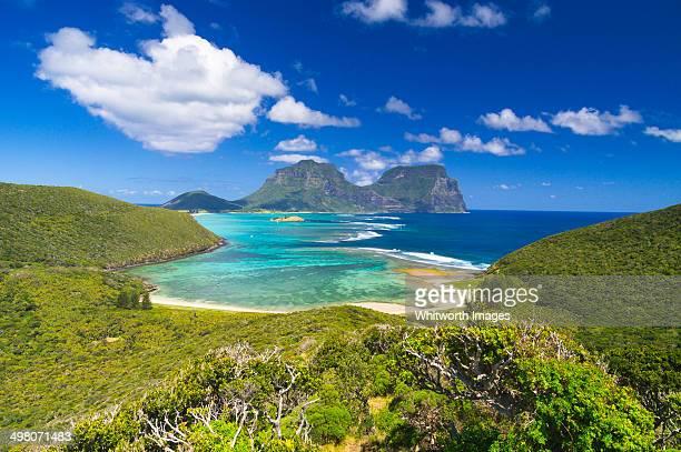 Lord Howe Island lagoon