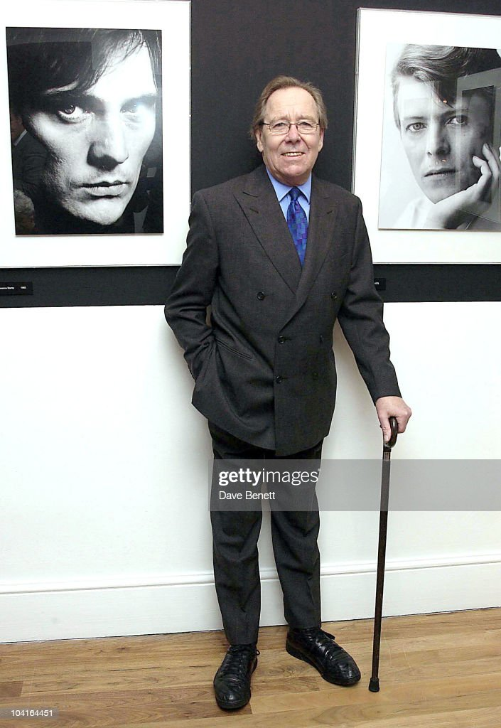 Lord Snowdon, Lord Snowdon Held His Latest Photography Exhibition Of Portraits At His Son Viscout Linley's Shop In Pimlico,it Was The First Time The Family Was Seen In The Same Place Since Princess Margarets Funeral.