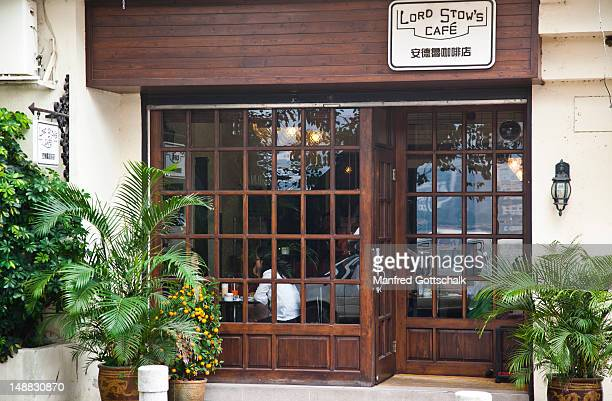 Lord Stow's Cafe.