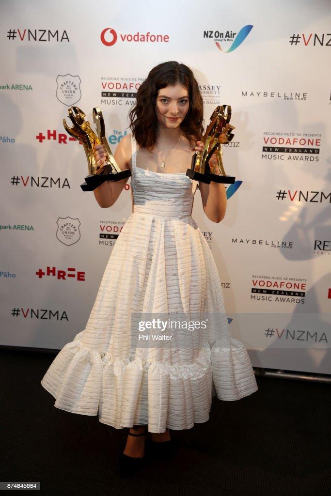 2017 Vodafone New Zealand Music Awards
