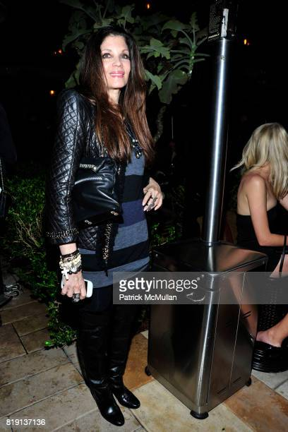 Loree Rodkin attend NICOLAS BERGGRUEN's 2010 Annual Party at the Chateau Marmont on March 3 2010 in West Hollywood California