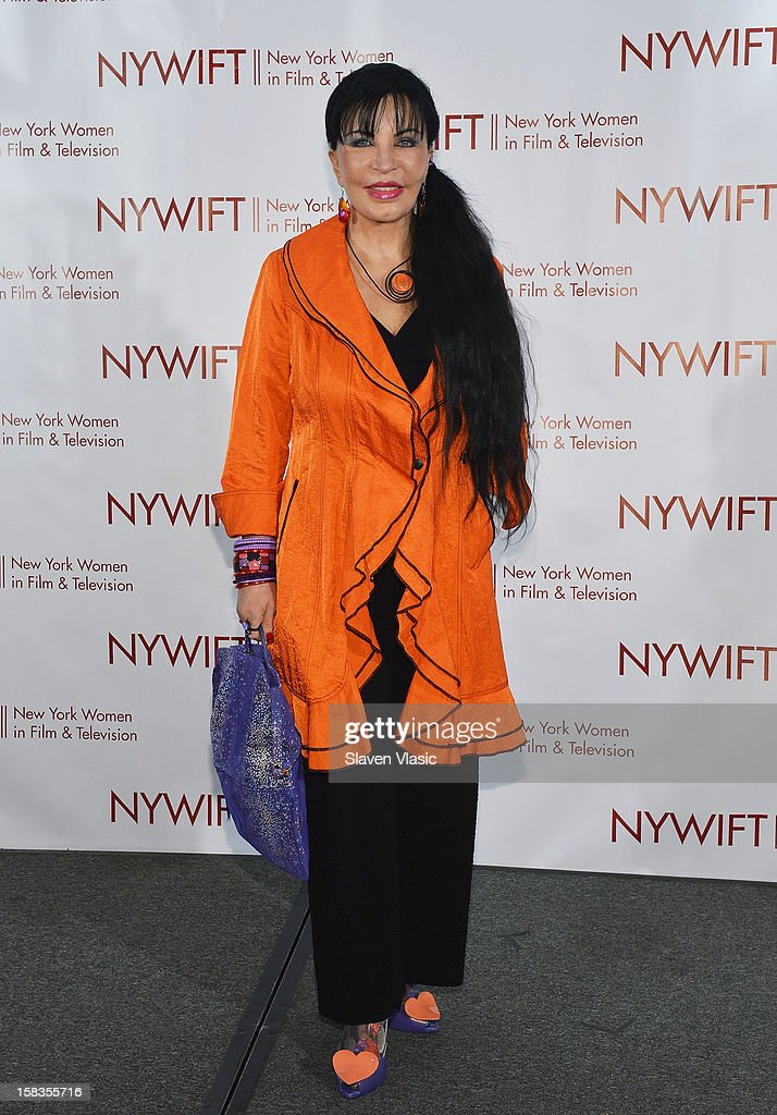 Loreen Arbus attends 2012 New York Women In Film And Television Muse Awards at New York Hilton – Grand Ballroom on December 13, 2012 in New York City.