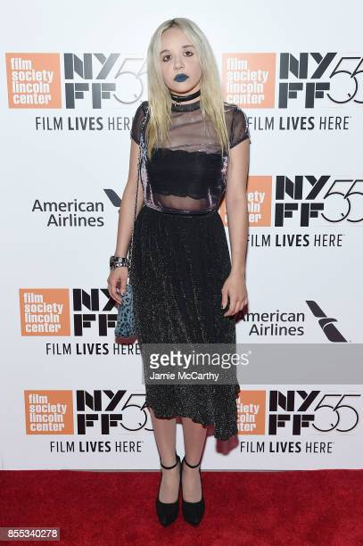 Lorelei Linklater attends the opening night premiere of 'Last Flag Flying' during the 55th New York Film Festival at Alice Tully Hall Lincoln Center...
