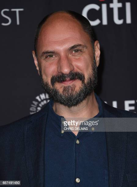 Loren Bouchard attends Bob's Burgers red carpet during the 34th annual PaleyFest Los Angeles at the Dolby theatre in Hollywood on March 24 2017 / AFP...