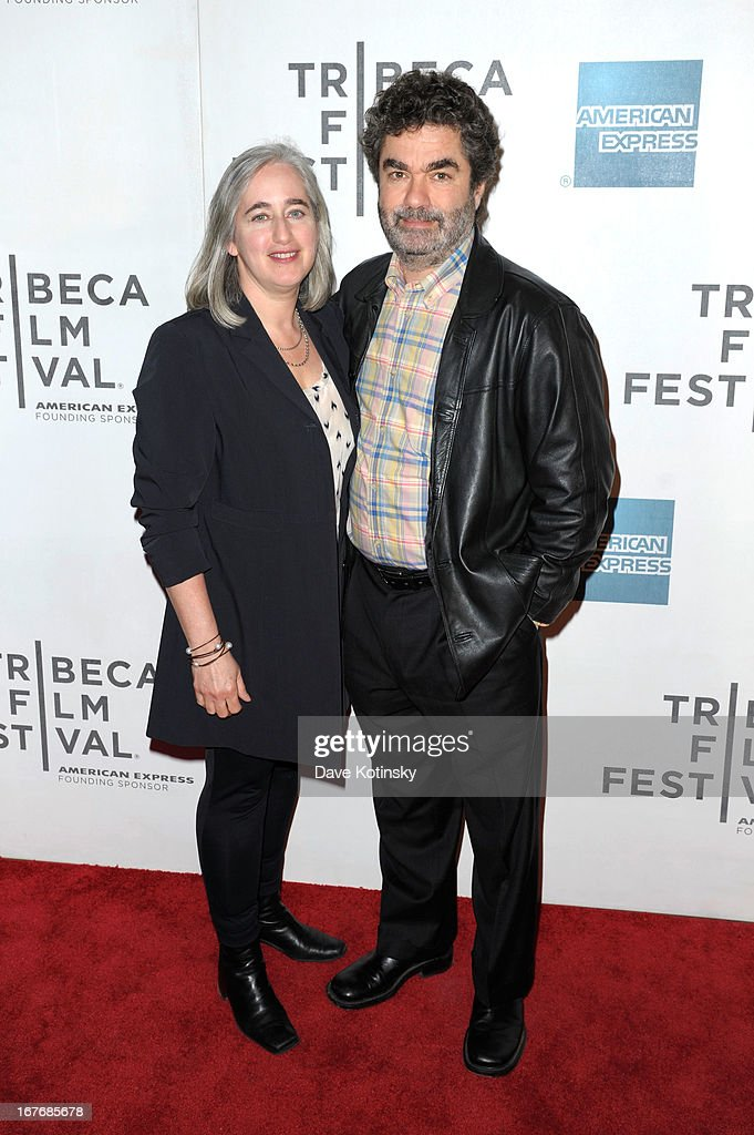 Loren Eiferman and Joe Berlinger attend 'The King of Comedy' Closing Night Screening Gala during the 2013 Tribeca Film Festival on April 27, 2013 in New York City.