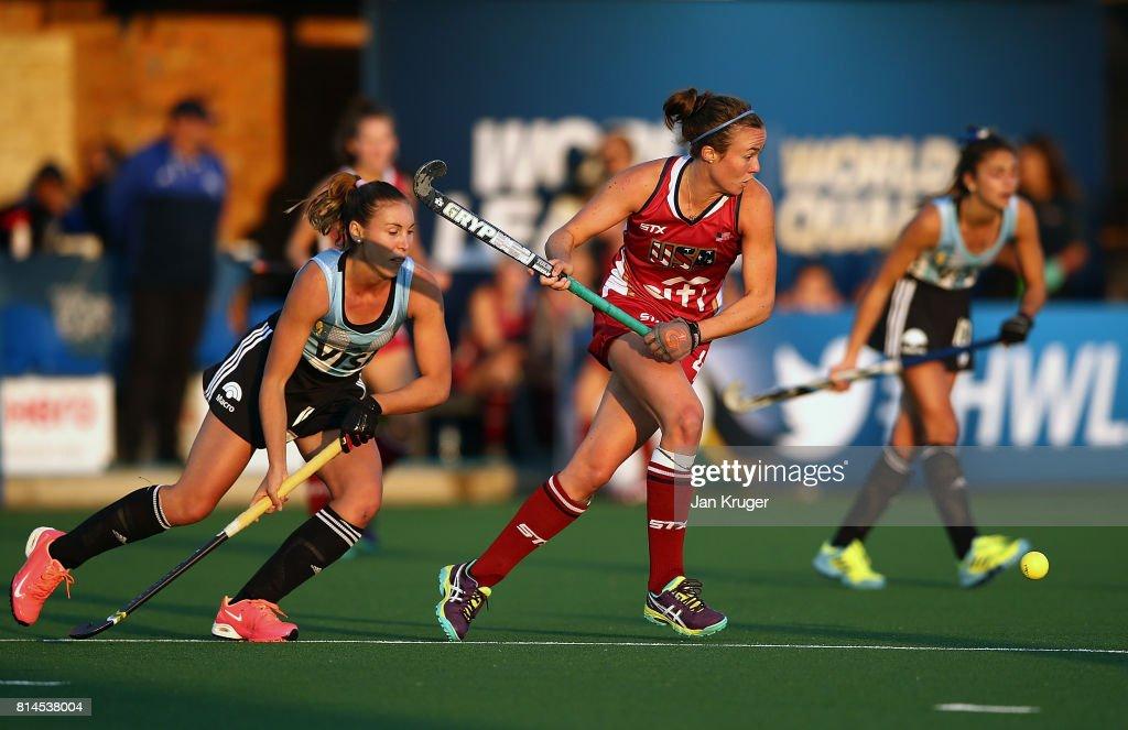 FIH Hockey World League - Women's Semi Finals: Day 4