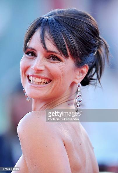 Lorena Bianchetti attends 'The Zero Theorem' Premiere at the 70th Venice International Film Festival on September 2 2013 in Venice Italy