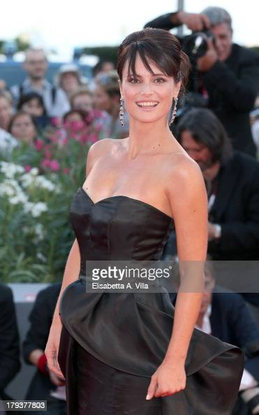 Lorena Bianchetti attends 'The Zero Theorem' Premiere during the 70th Venice International Film Festival at the Palazzo del Cinema on September 2...