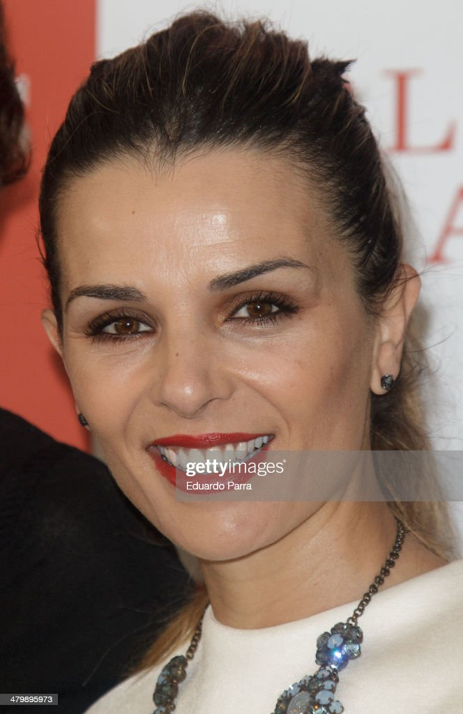 Lorena Casado attends 'iDance' opening photocall at Holmes Palace on March 21, 2014 in Madrid, Spain.