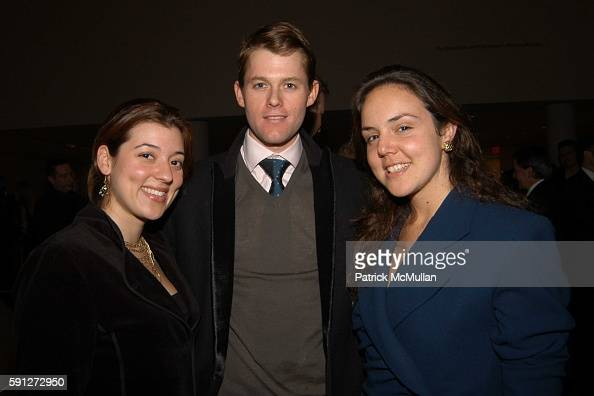 Lorena fernandez anthony rutgers and kate barry attend celebration of