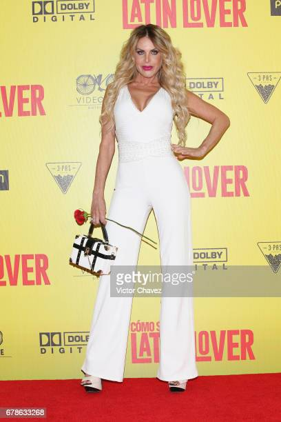 Rosa herrera stock photos and pictures getty images how to be a latin lover mexico city premiere red carpet ccuart Image collections