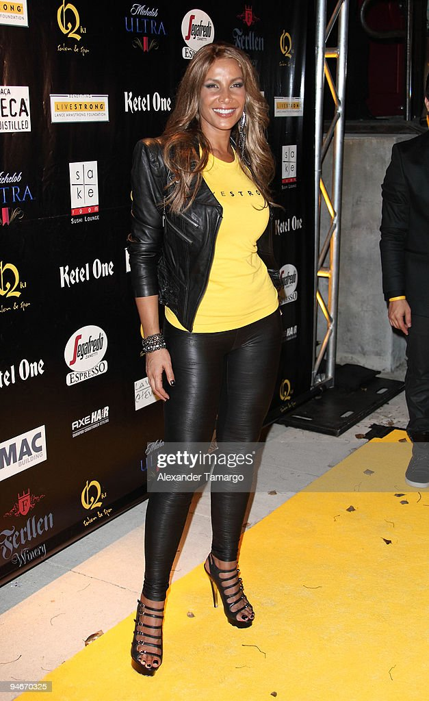 Yellow Nights To Benefit The Lance Armstrong Foundation