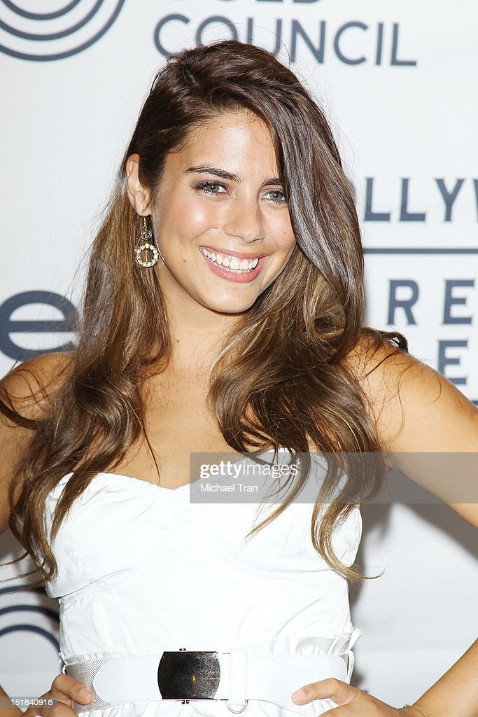 Lorenza Izzo arrives at the Instyle and the Hollywood Foreign Press Association Party during the 2012 Toronto International Film Festival held at Windsor Arms Hotel on September 11, 2012 in Toronto, Canada.