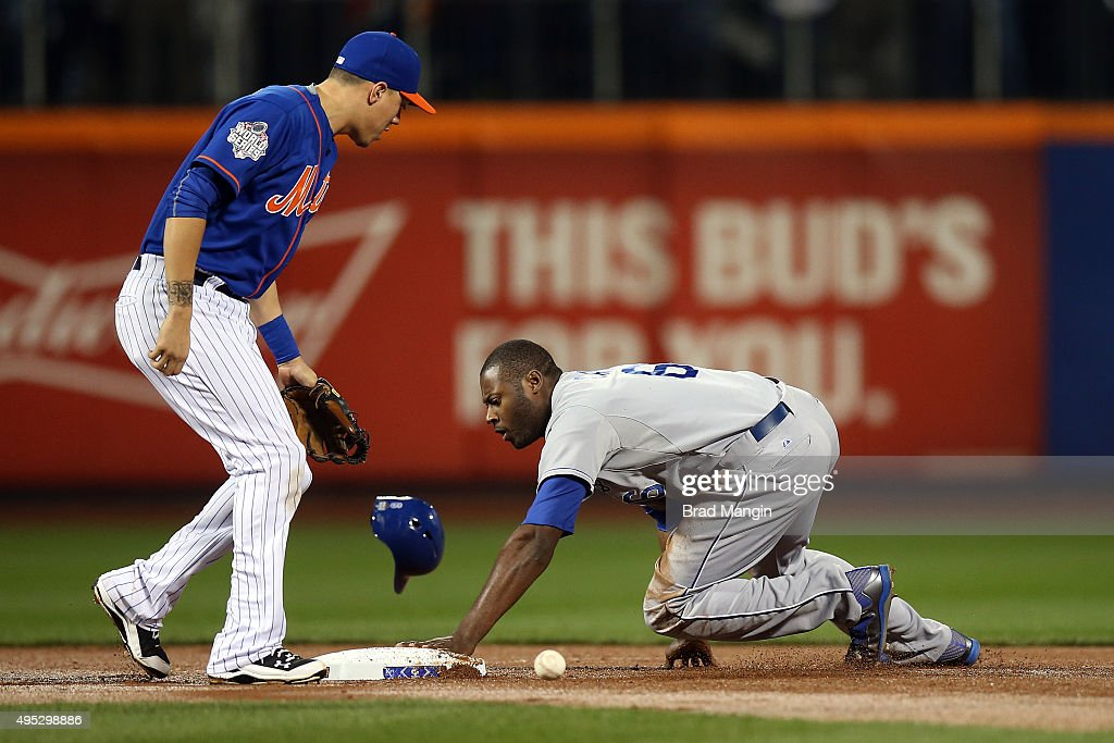 Image result for 2015 world series game 5 cain steals