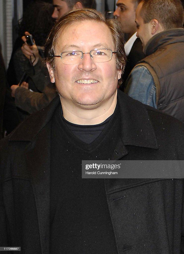 Lorenzo di Bonaventura during Shooter London Premiere Red Carpet at Odeon West End in London Great Britain