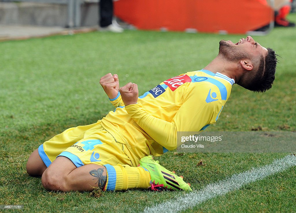 US Sassuolo Calcio v SSC Napoli - Serie A