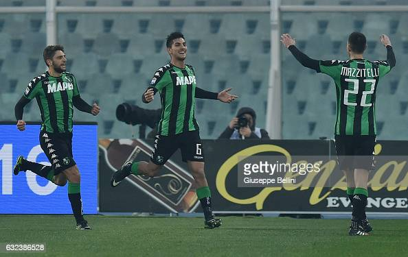 Pescara Calcio v US Sassuolo - Serie A : News Photo