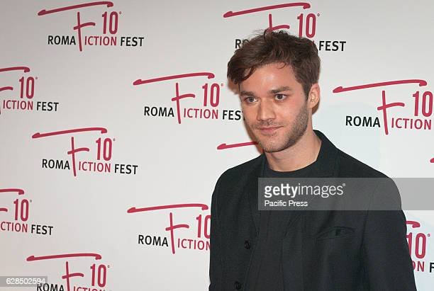 Lorenzo Richelmy attend the Opening Ceremony of Roma Fiction Fest 2016