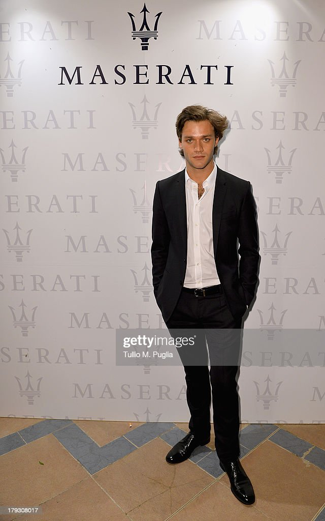 <a gi-track='captionPersonalityLinkClicked' href=/galleries/search?phrase=Lorenzo+Richelmy&family=editorial&specificpeople=11319517 ng-click='$event.stopPropagation()'>Lorenzo Richelmy</a> attends Premio Kineo Ceremony during the 70th Venice International Film Festival at Terrazza Maserati on September 1, 2013 in Venice, Italy.