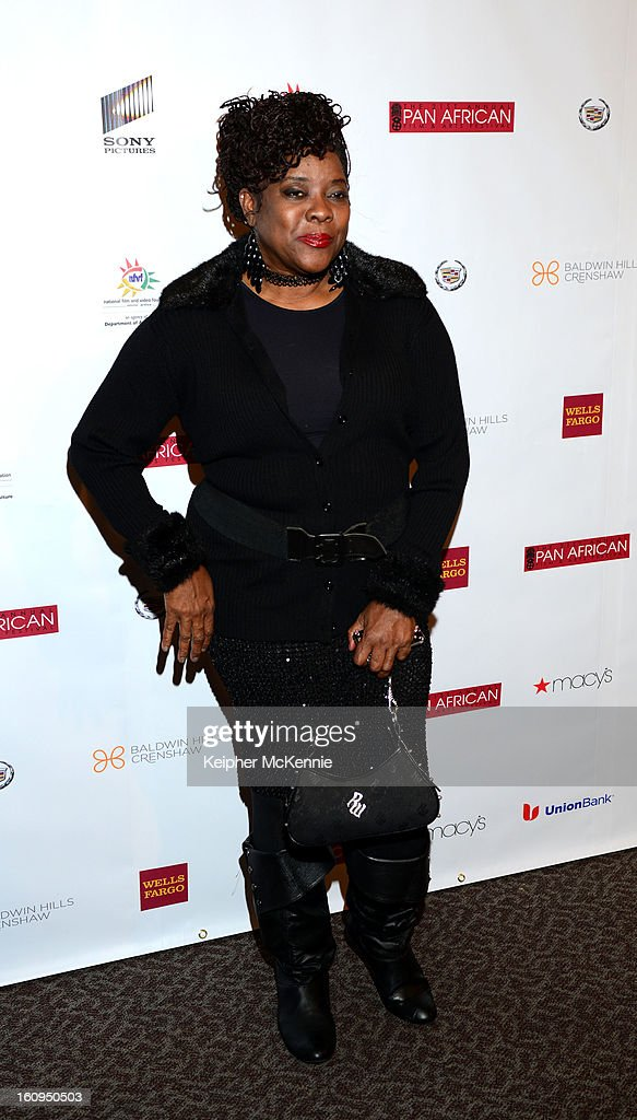 Loretta Devine attends 21st Annual Pan African Film Festival Opening Night Gala premiere of Vipaka at DGA Theater on February 7, 2013 in Los Angeles, California.