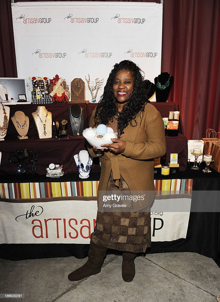 <a gi-track='captionPersonalityLinkClicked' href=/galleries/search?phrase=Loretta+Devine&family=editorial&specificpeople=214600 ng-click='$event.stopPropagation()'>Loretta Devine</a> attends GBK's Luxury Lounge during Golden Globe weekend day 2 at L'Ermitage Beverly Hills Hotel on January 12, 2013 in Beverly Hills, California.
