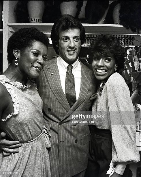 Loretta Devine Sylvester Stallone and Sheryl Lee Ralph